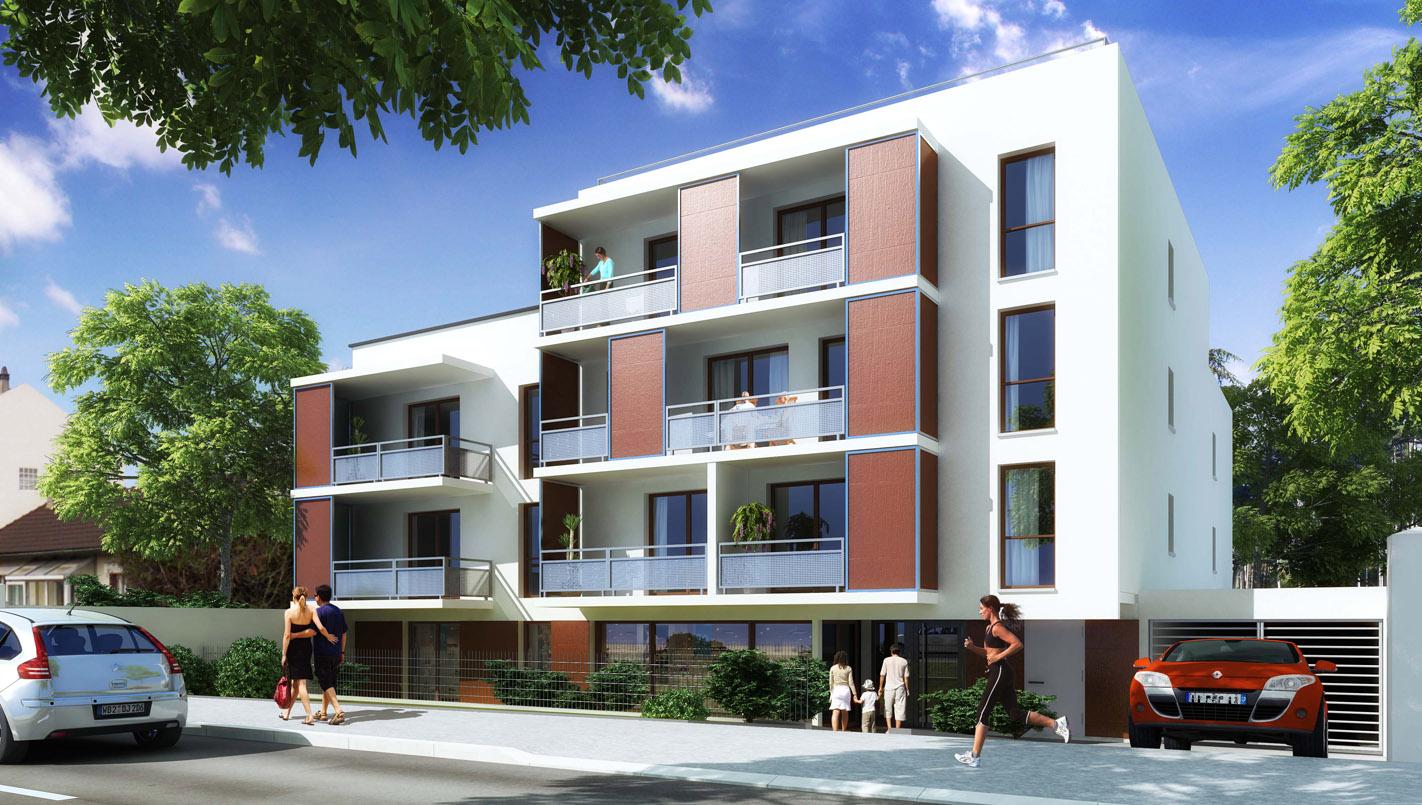 VILLA ANSELME Vitry-sur-Seine (94400)