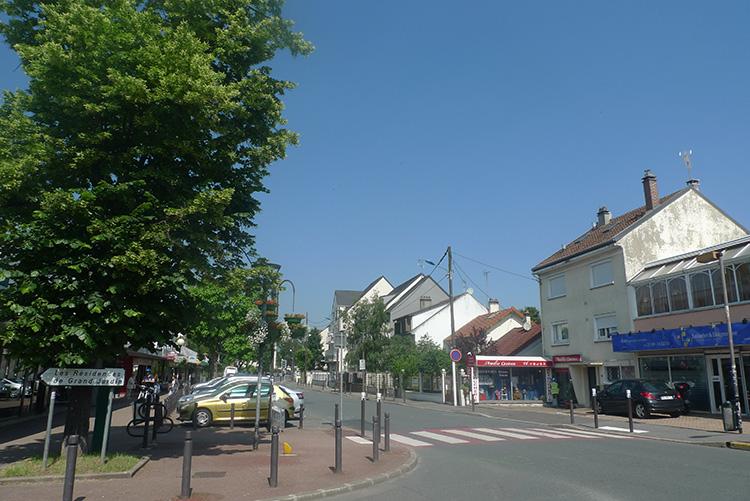Rue Gravigny
