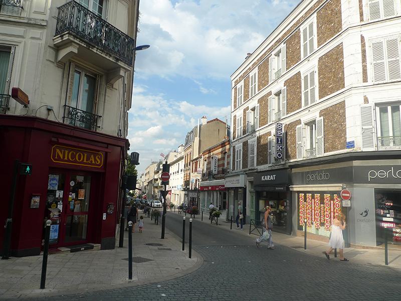 Commerces - avenue Jean Jaurès