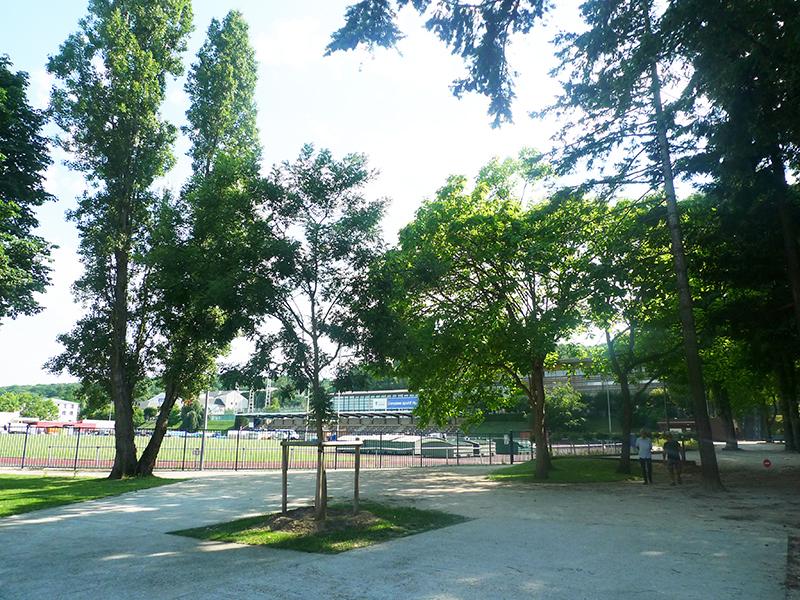 Environnement - Complexe sportif Hunebelle