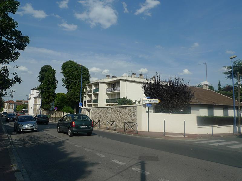 Environnement - rue adjacente (2)
