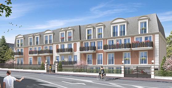 Les duplex de Franklin programme immobilier a clamart