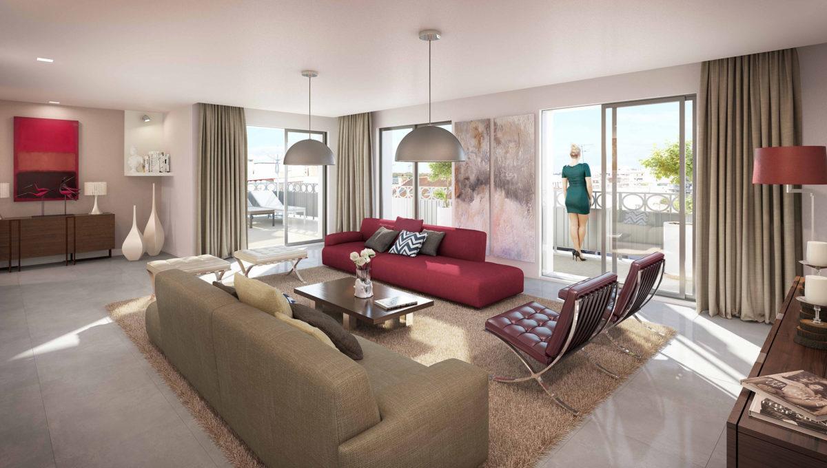 Le 103-appartements a vendre clamart