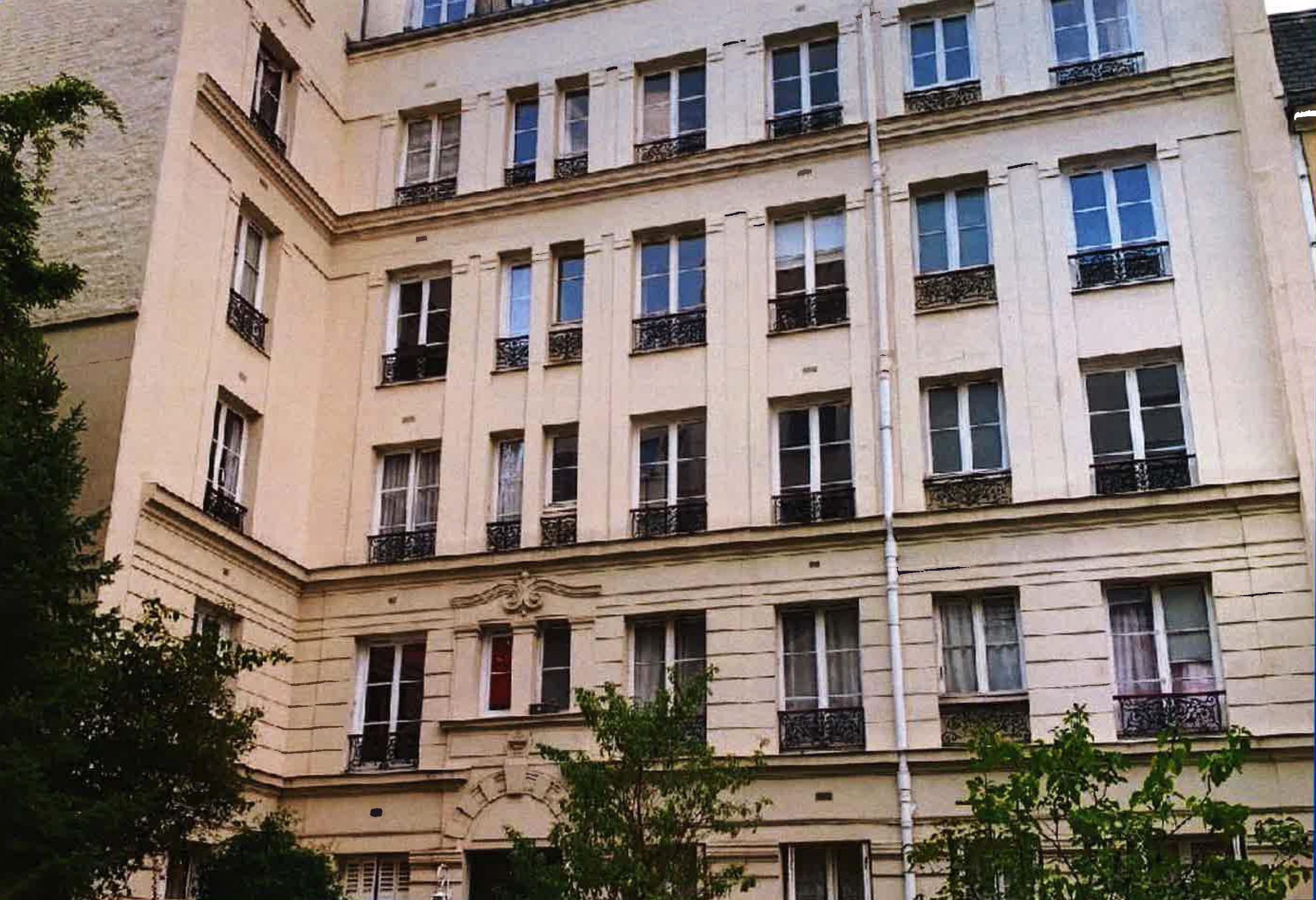 RUE Daubenton Paris (75005)